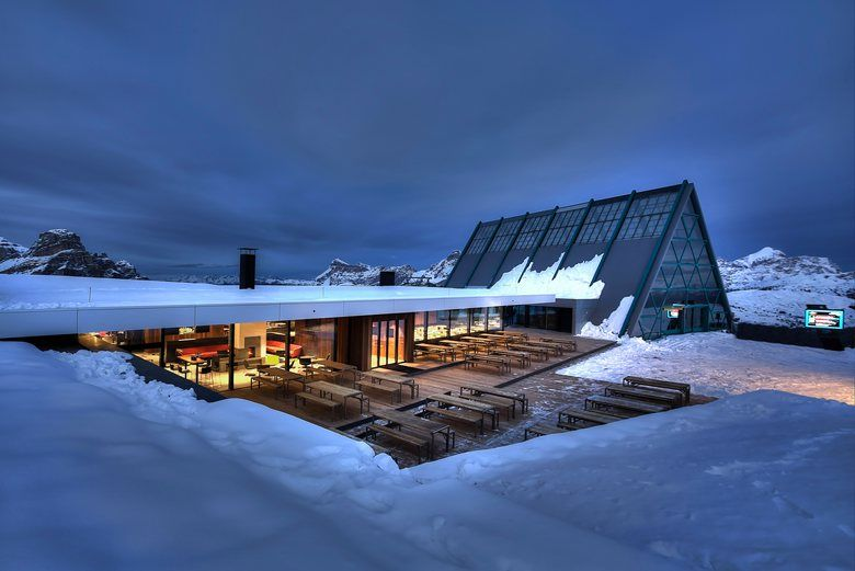Piz Boè - Alpine Lounge - Picture gallery