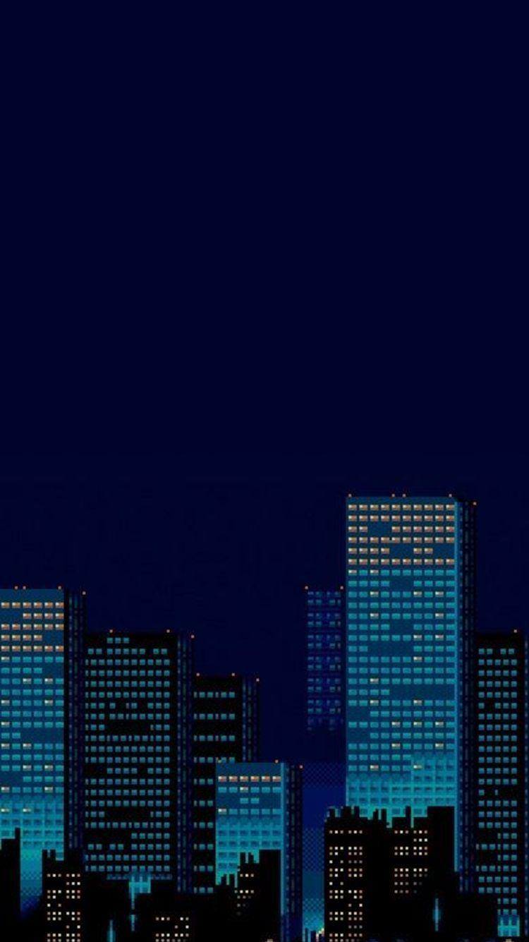 Best Hd Wallpaper Of Iphone 6 In 2020 Pixel Art Landscape Pixel Art Aesthetic Wallpapers