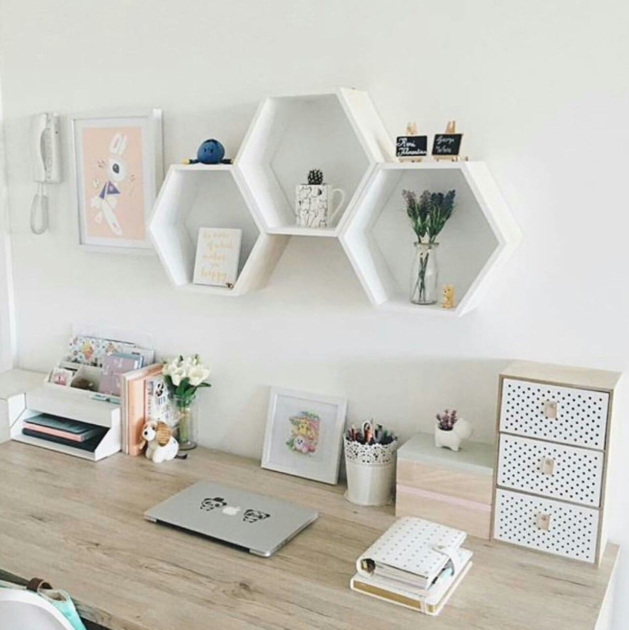 home decoration, deco, office minimalist, work minimal office ...