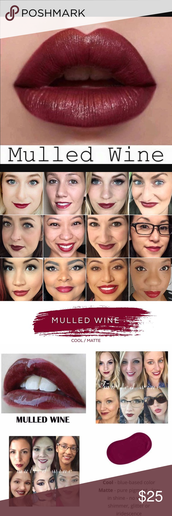Lipsense mulled wine mulled wine lip color by lipsense price is