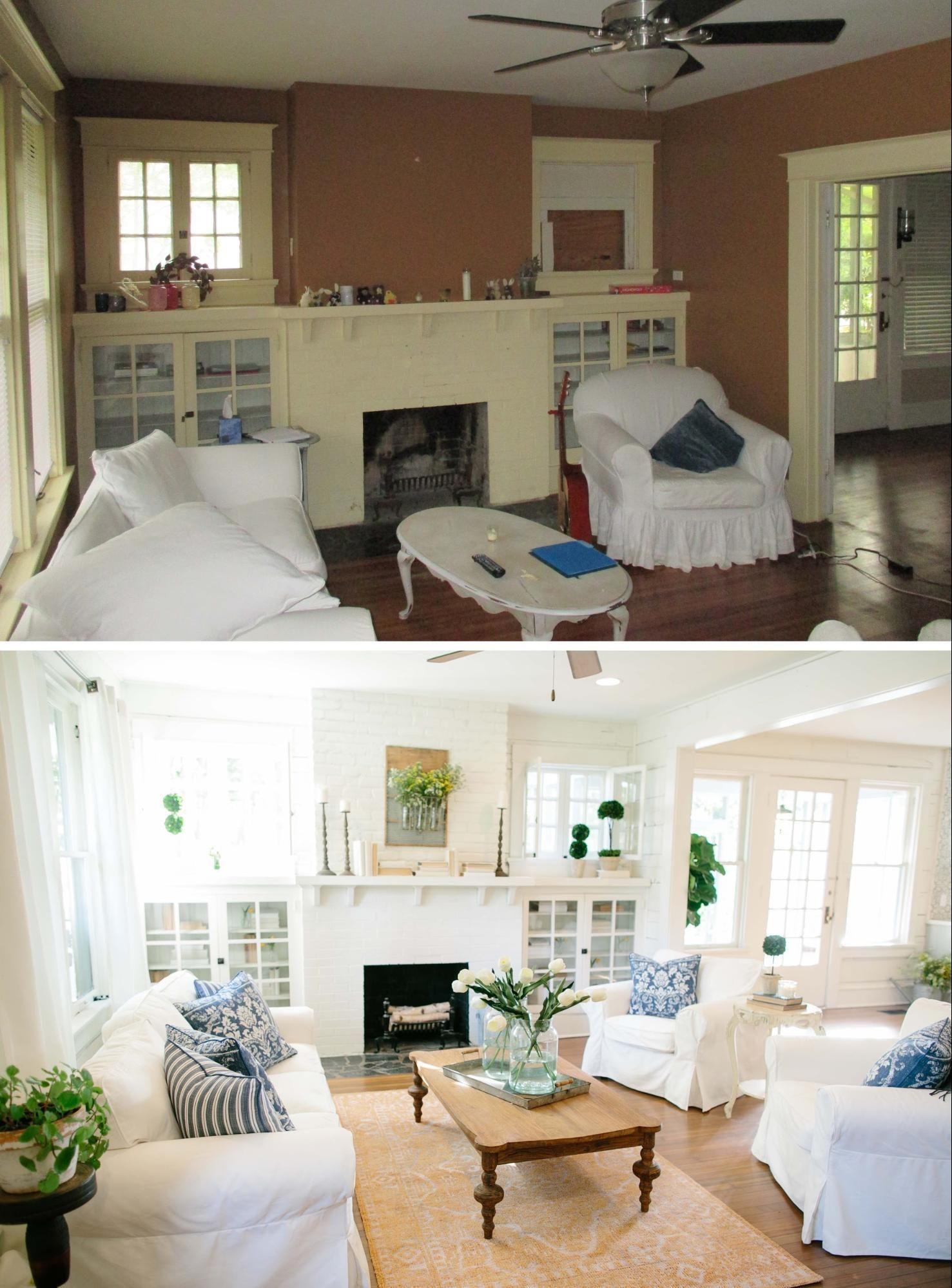 Fixer Upper | Wohnzimmer und Einrichtung
