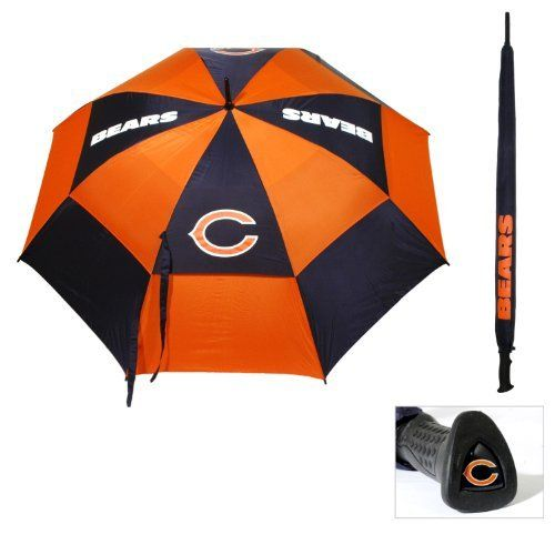 ae1021091967 NFL Chicago Bears 62-Inch Double Canopy Umbrella by Team Golf ...