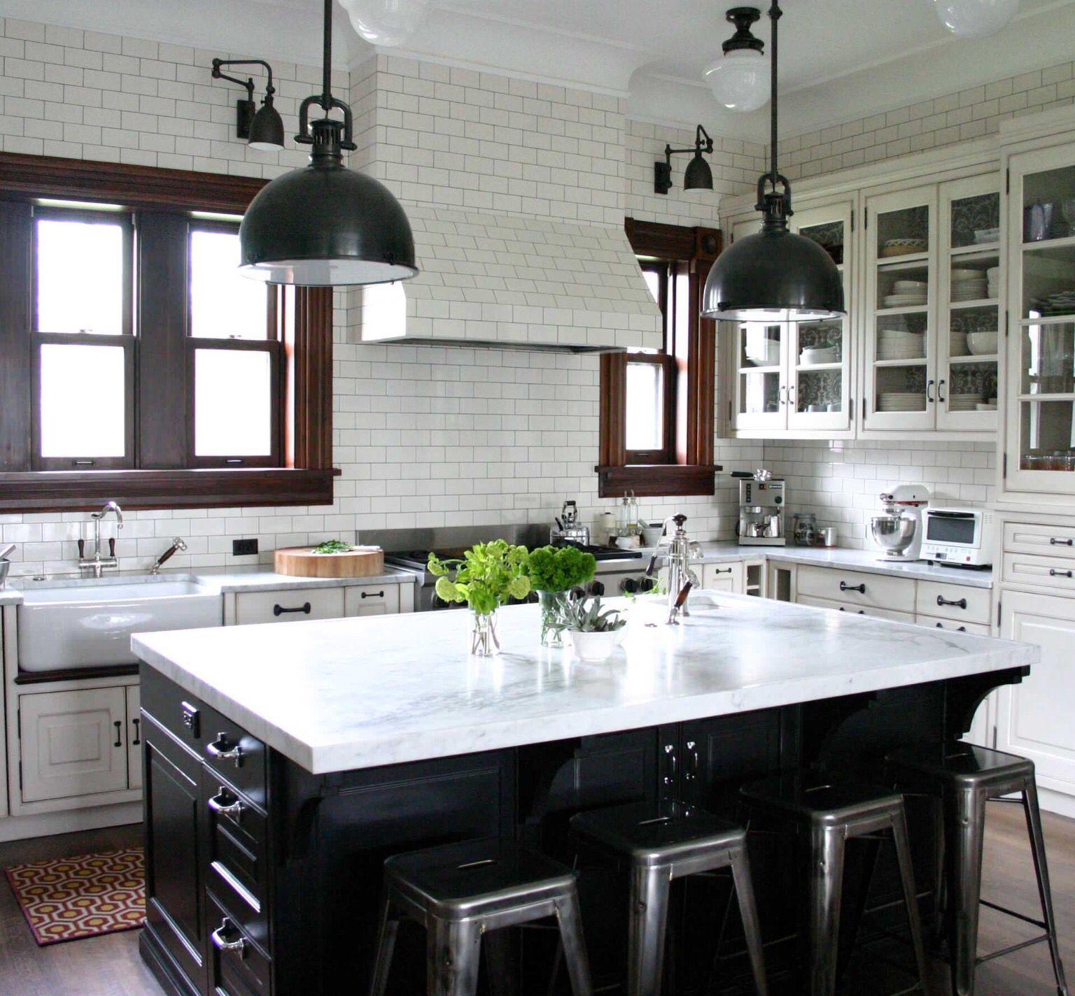 Coordinar gabinete de la cocina piso de madera de color - Dise Os De La Cocina Del Pa S Cocinas Pa S Cocinas De Galera Cocinas Peque As Ideas De Cocina Estilo Contempor Neo Houzz Islas De Cocina