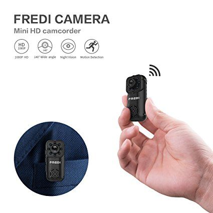 affordable price get online release info on Spy Camera, FREDI HD 1080P Mini Portable Hidden Camera ...