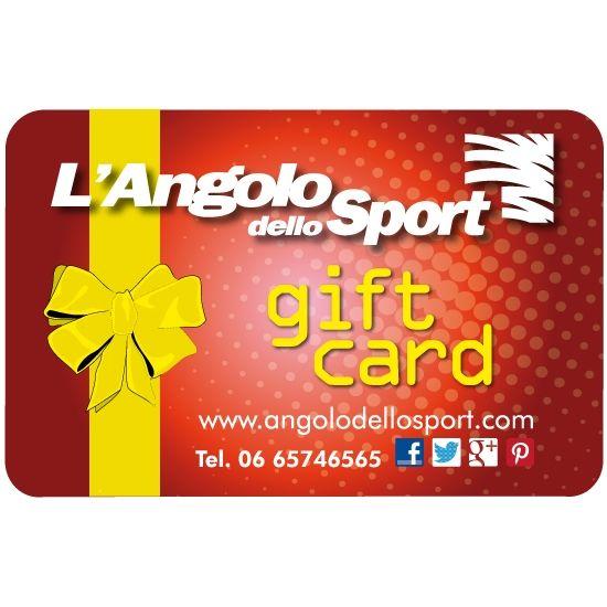 Si avvicina il #Natale, cerchi un'idea regalo originale? La nuova Gift Card del L'Angolo dello Sport: scegli l'importo ed attivala in cassa, vale in tutti i negozi del Gruppo!  E se hai la nostra Fidelity Card, ti carichiamo il 5% in più!  http://on.fb.me/18ScPgL  #regali #sport #sportswear #giftcard #ideeregalo #idearegalo #sconto