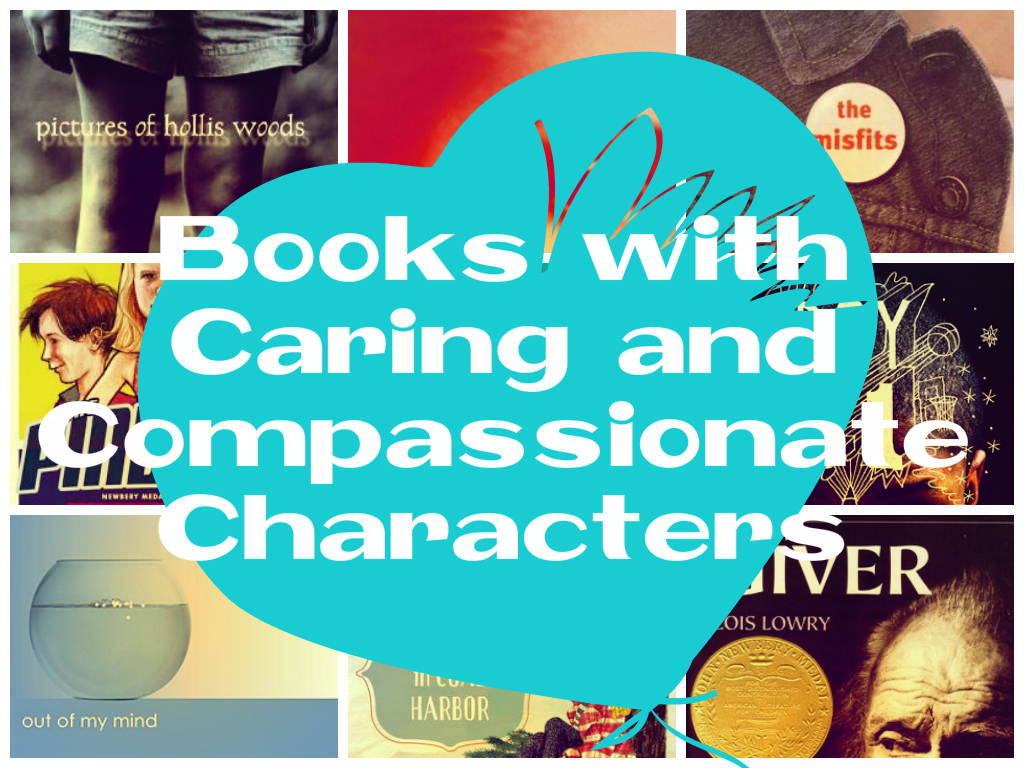 Books with Caring and Compassionate Characters