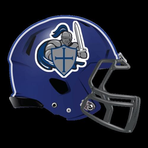 Crusaders Knights Fantasy Football Logo Helmet Fantasy Football Logos Football Logo Football