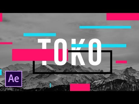 Overlay & Stack Motion Graphics Within Titles After