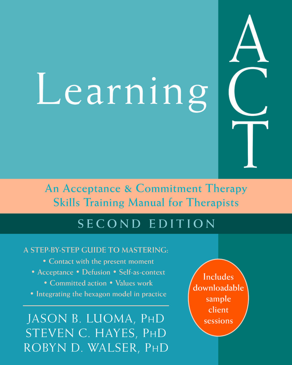 Learning act ebook therapy psychology books
