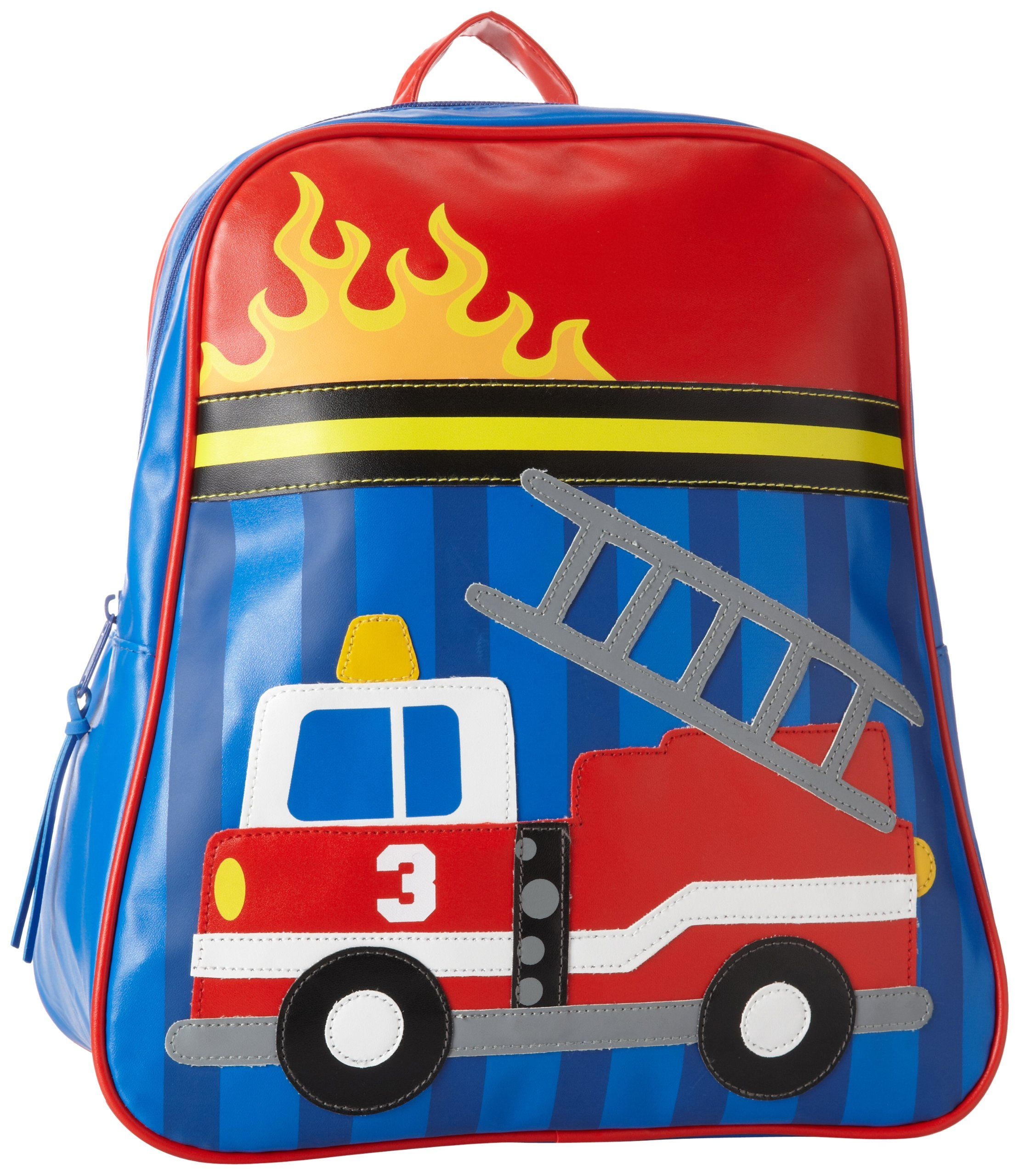 a7355ff1bc58 Stephen Joseph Little Boys' Go Go Bag, Firetruck, One Size | Henry ...