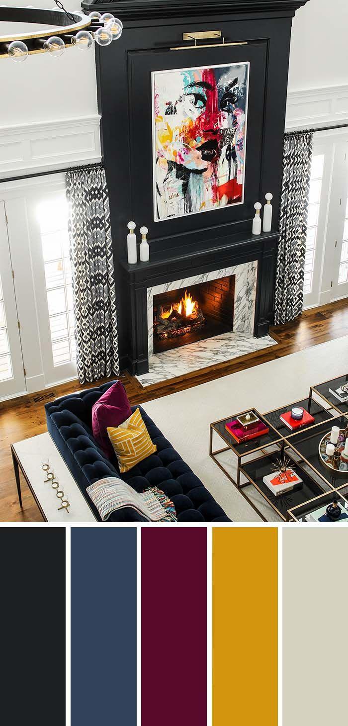 9 Fantastic Living Room Color Schemes images