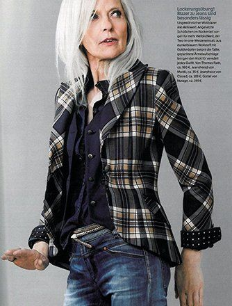 fashion over fifty mature women style clothes pinterest mode vetements et mode femme. Black Bedroom Furniture Sets. Home Design Ideas