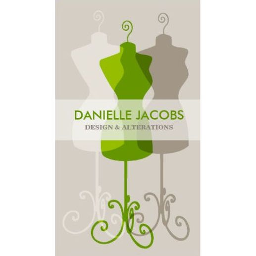 Green dress form alteration and fashion design business cards http green dress form alteration and fashion design business cards http zazzle reheart Gallery