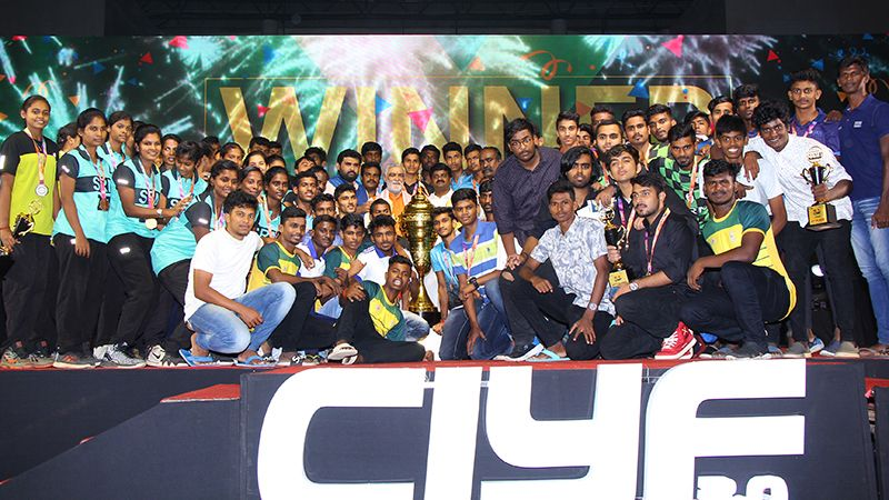 The Chennai International Youth Fest 3.0 Grand Finale