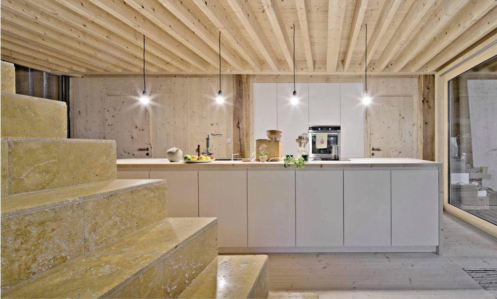 #kitchen | House-Moser-Madritsch-Pfurtscheller-Austria-0-Humble-Homes