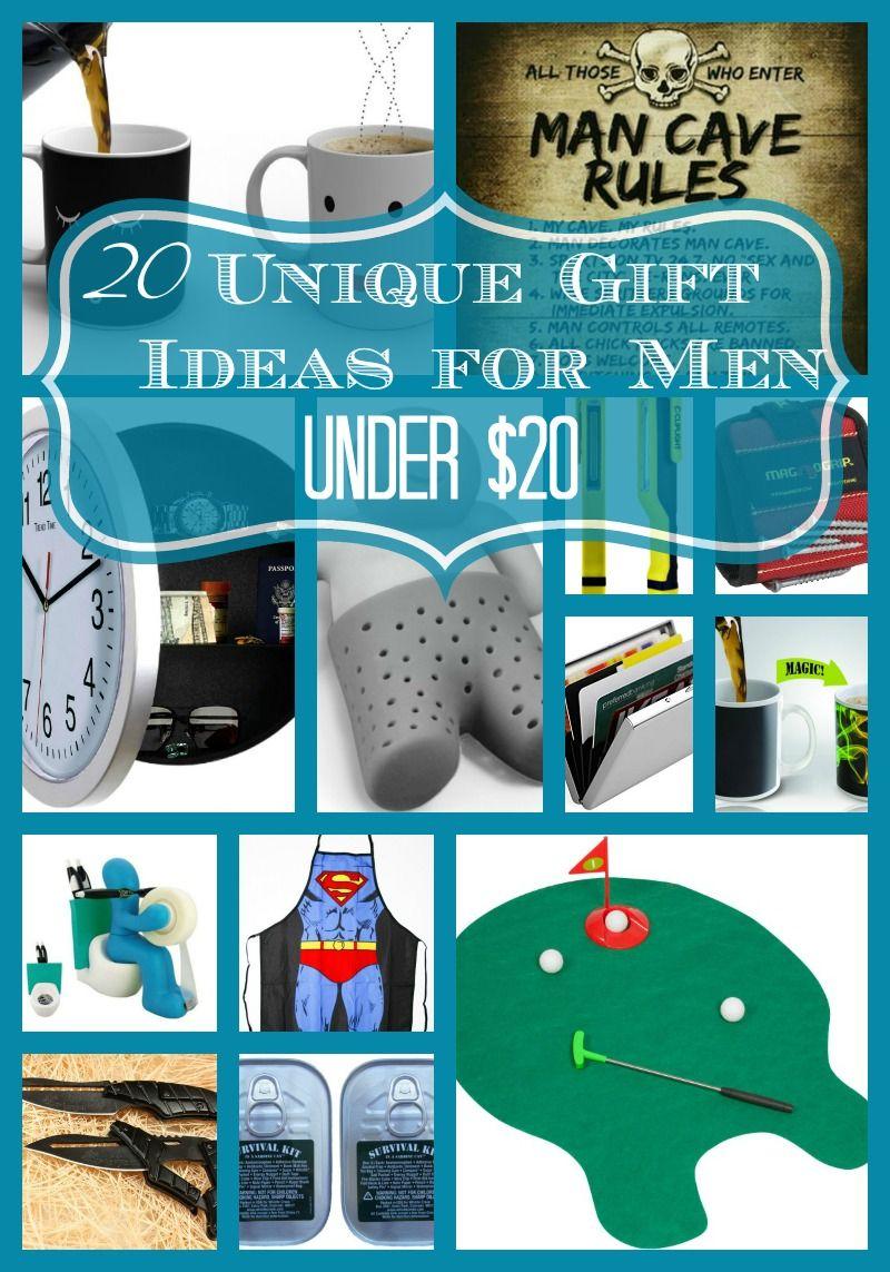 20 Unique Gift Ideas For Men Under 20 Best Boyfriend Gifts