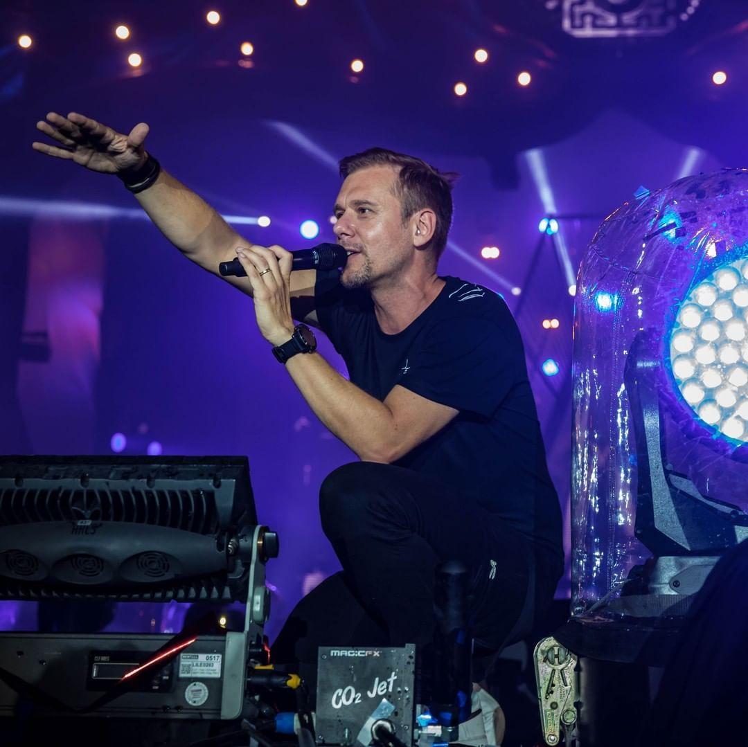 """Armin van Buuren on Instagram """"My full untoldfestival"""