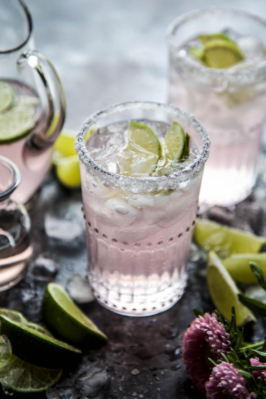 Pink Lime Margarita - Climbing Grier Mountain