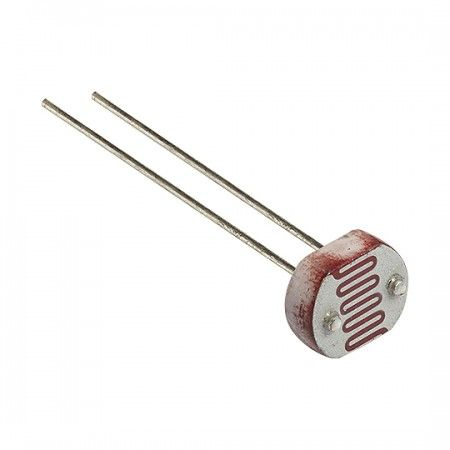 Light Dependent Resistor LDR Sensor 5mm GL5539 || Free Delivery ...