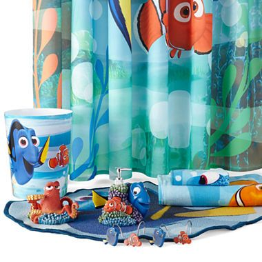 Merveilleux Disney® Finding Dory Lagoon Bath Collection