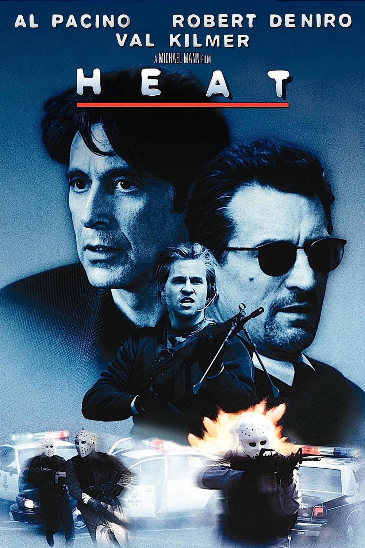 Heat (1995) Trailer Heat movie