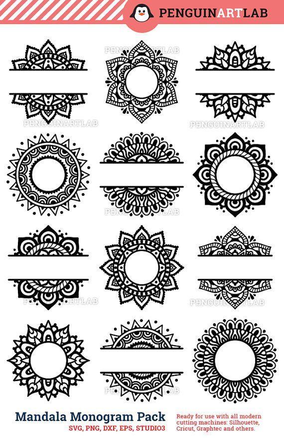 Image result for mandala drawing cut file #mandala