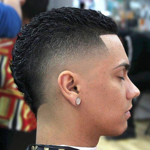 31 Haircuts Girls Wish Guys Would Get Drop Fade Mohawks