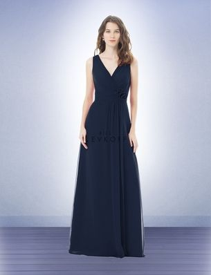 Bridesmaid Dress Style 493 - Bridesmaid Dresses by Bill Levkoff