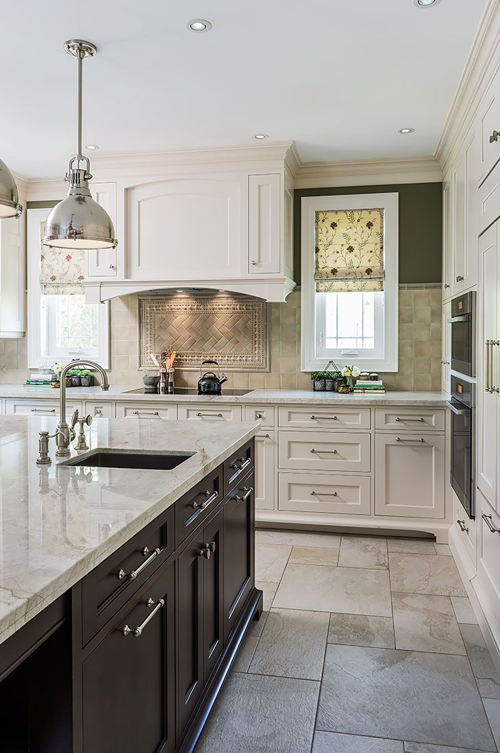 Küchenideen mit dunkelbraunen schränken platinum series  jane lockhart interior design  kitchen  pinterest