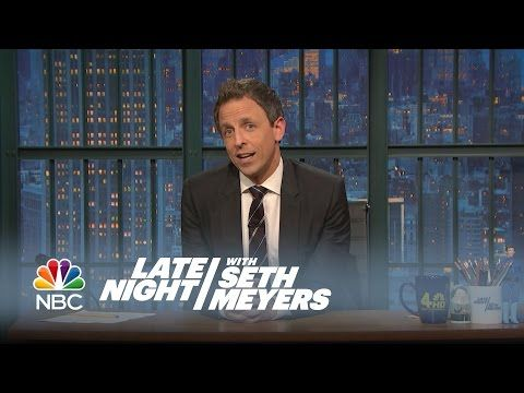 This Week in Numbers: Ronda Rousey, Thanksgiving - Late Night with Seth Meyers  Seth sees how this week's top stories did in the numbers. » Subscribe to Late Night: http://bit.ly/LateNightSeth » Get more Late Night with Seth Meyers: http://www.nbc.com/late-night-with-seth-meyers/ » Watch Late Night with Seth Meyers Weeknights 12:35/11:35c on NBC.  LATE NIGHT ON SOCIAL Follow Late Night on Twitter: https://twitter.com/LateNightSeth Like Late Night on Facebook: https://www.