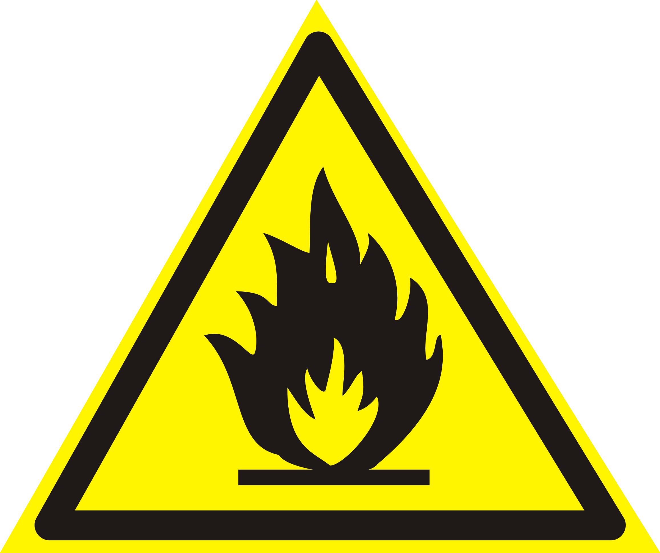 Fire hazard symbol smbolos de aviso warning signs pinterest fire hazard symbol buycottarizona Gallery