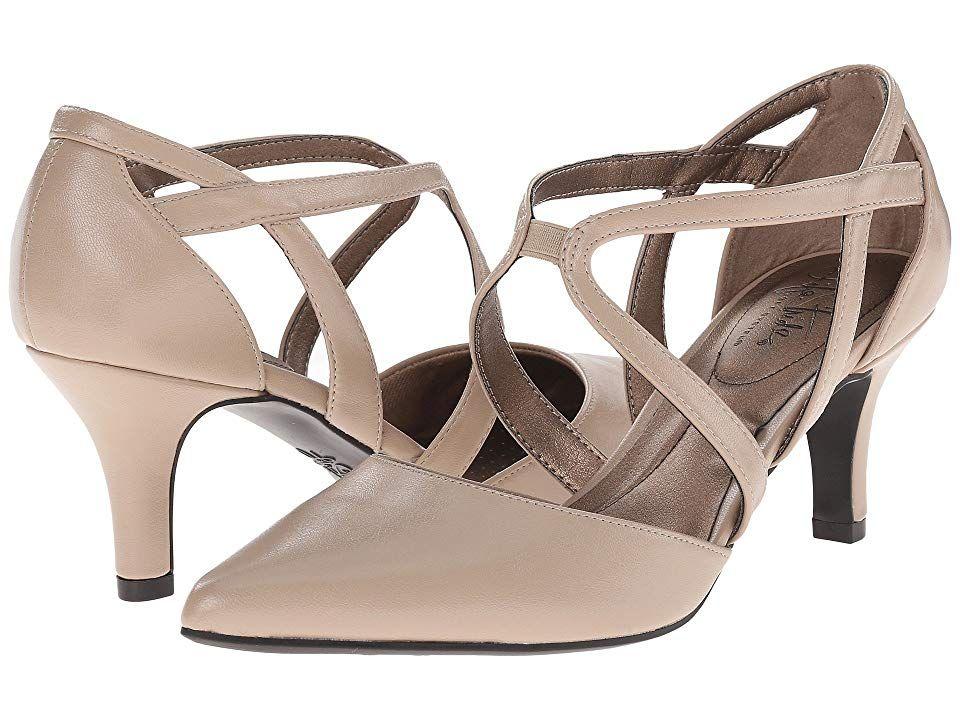 7960499b6e2 LifeStride Seamless (Tender Taupe Vinci) High Heels. Look completely ...