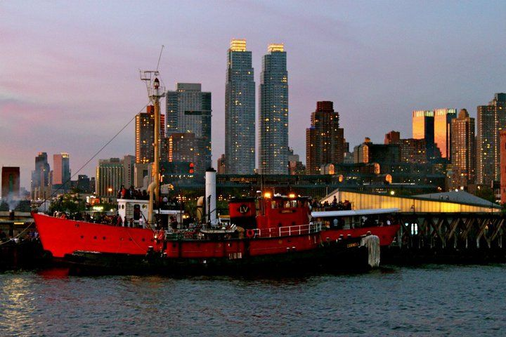 frying pan skyline at the chelsea piers nyc living the list nyc new york city manhattan. Black Bedroom Furniture Sets. Home Design Ideas