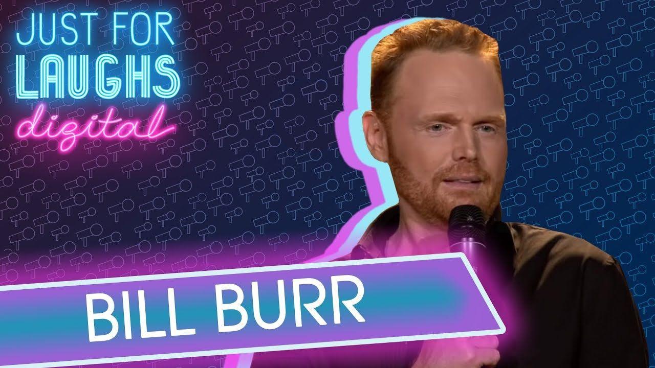 Bill Burr - Arnold Schwarzenegger Will Always Be a Great ...