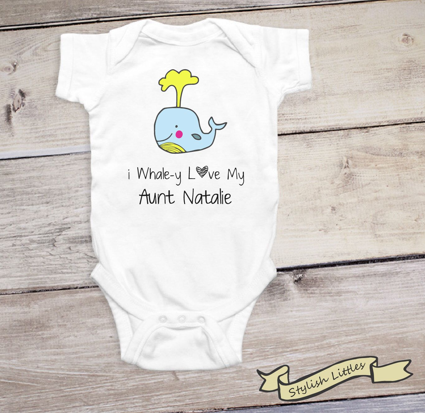 I whaley love my aunt personalized gift for aunt aunt onesie i whaley love my aunt personalized gift for aunt aunt onesie baby negle Image collections
