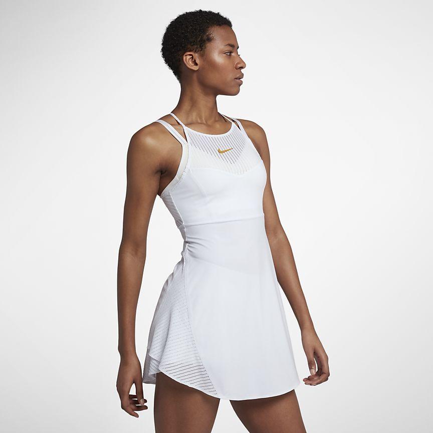 Nikecourt Maria Women S Tennis Dress Ropa Deportiva Mujer Ropa De Tenis Vestidos Con Tenis