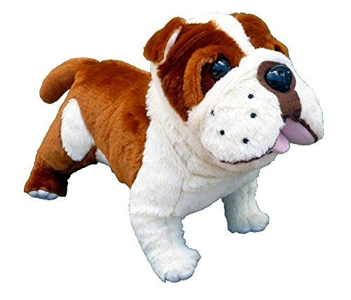 Adore 14 Standing Buddy The Farting Bulldog Plush Stuffed Animal