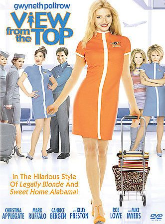 View From The Top Gwyneth Paltrow Candice Bergen New FACTORY SEALED Free S&H…