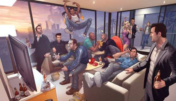 It has been known for some time that Grand Theft Auto V will be much bigger, and this environment will be filled with a lot of enhancements not seen in previous games, which at this time we can only guess from various vague interviews. It now seems that developers of...
