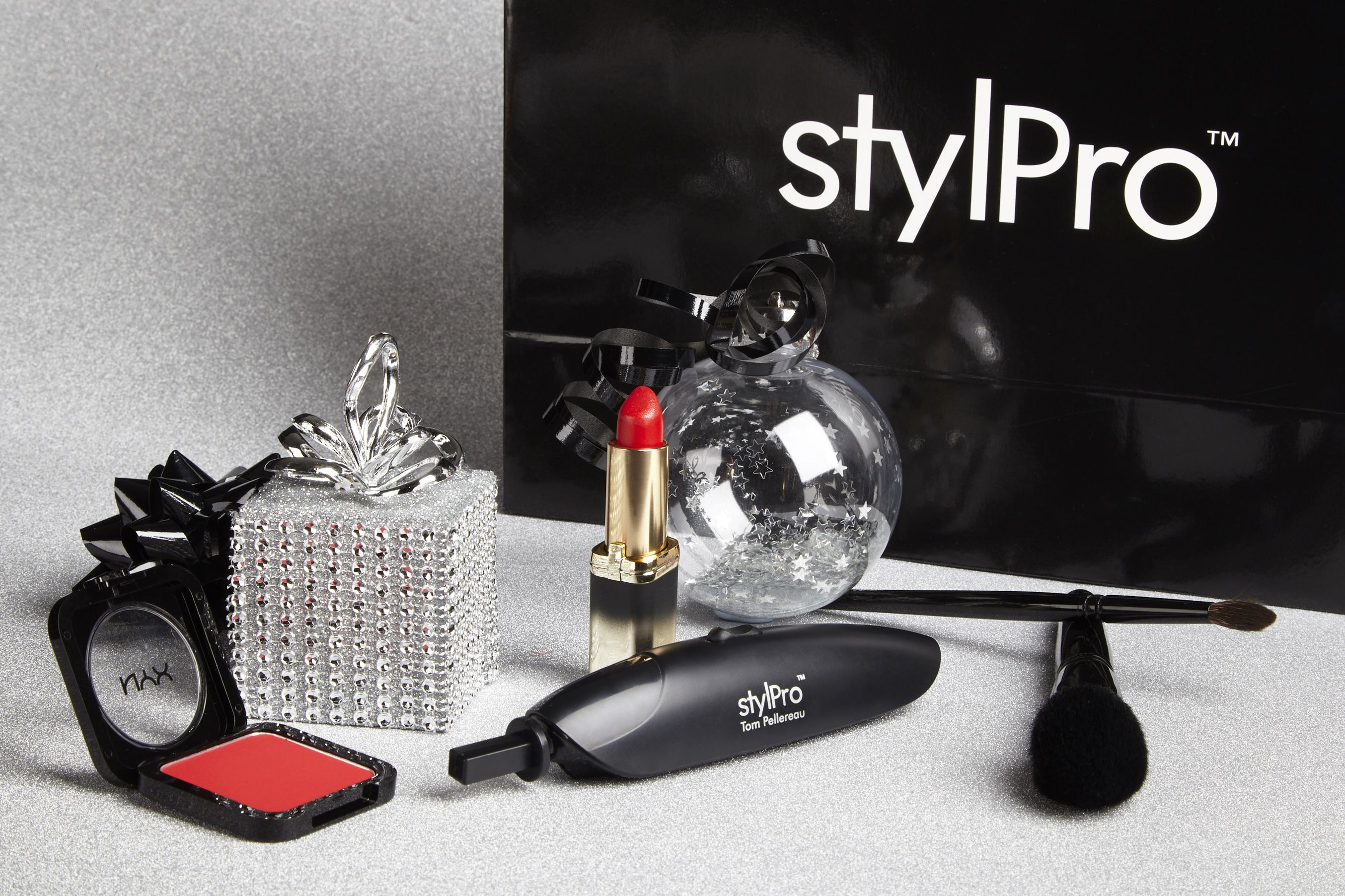 The StylPro makeup brush cleaner and dryer is the latest