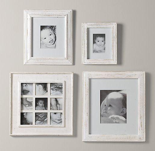 Weathered Frames   Frames   Restoration Hardware Baby & Child