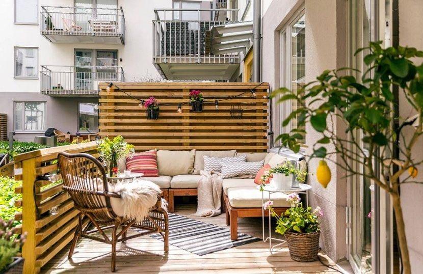 Cómo decorar tu terraza al estilo Chill out -    www - decoracion de terrazas con plantas
