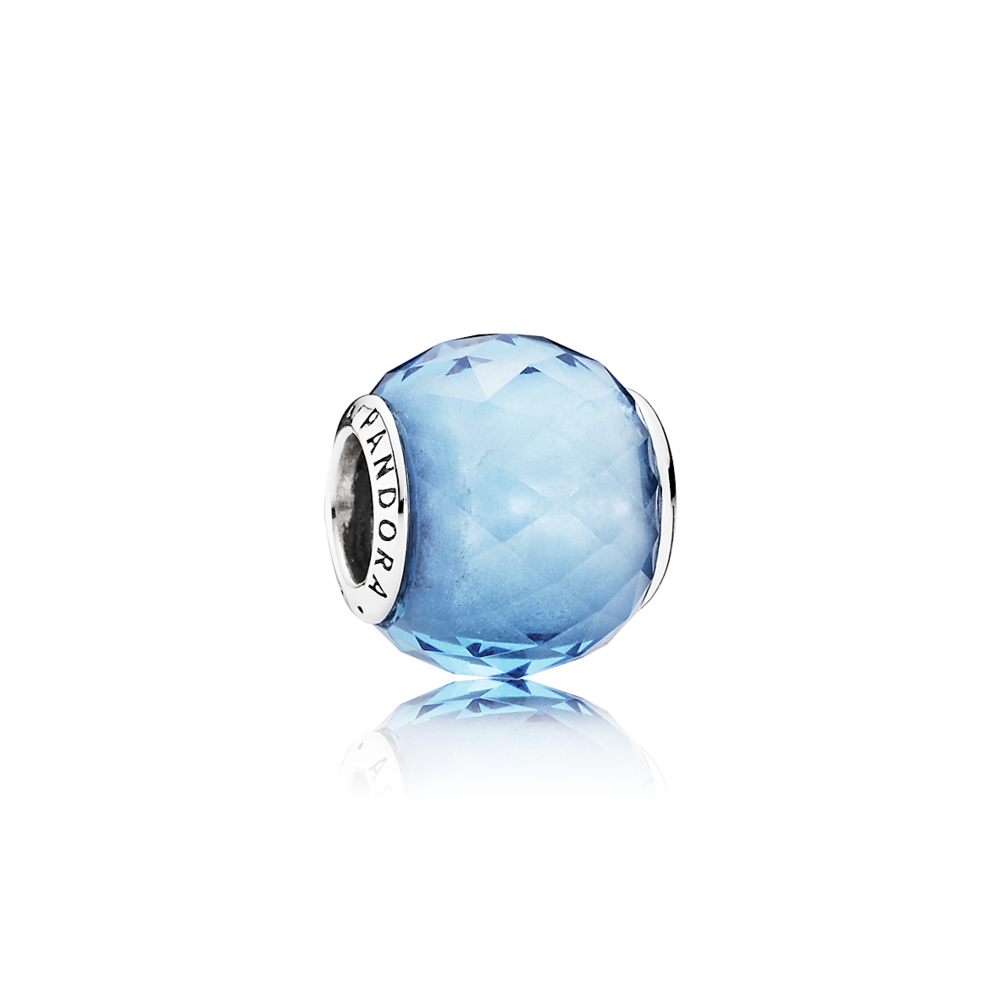 charm azzurro pandora