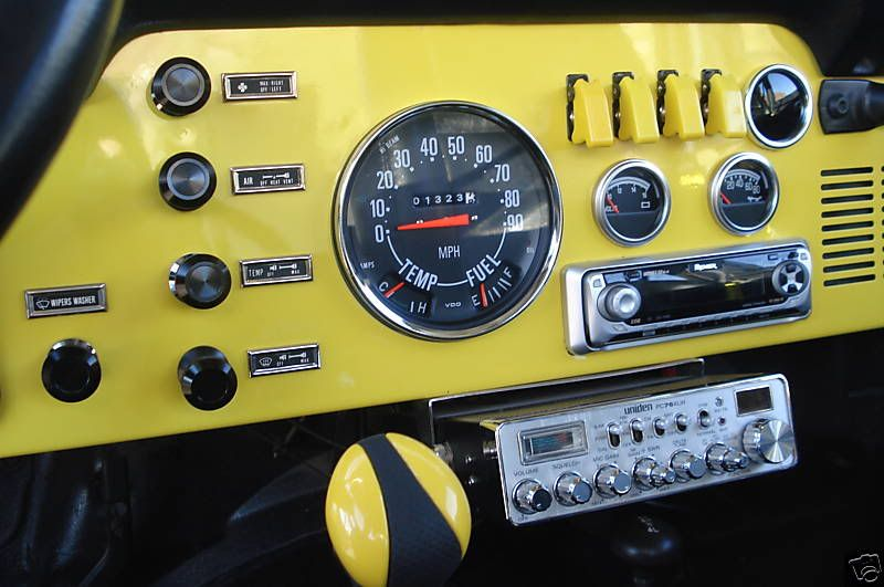 Ideas On Cj7 Din Radio Install Dash Jpg Nursery Ideas