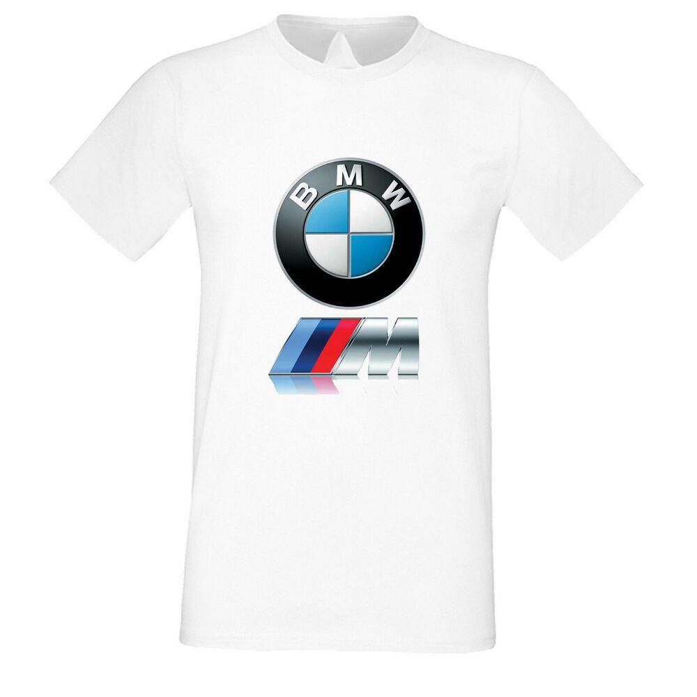 BMW M-POWER Men/'s Clothing T-SHIRT