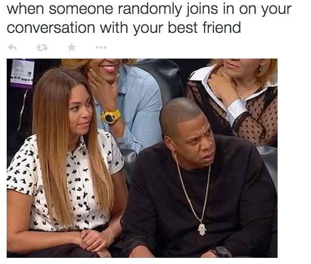 Meet Your Best Friend S Boyfriend Best Friend Meme Work Memes Boyfriend Humor