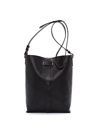 Eileen Fisher Leather Bags Belts