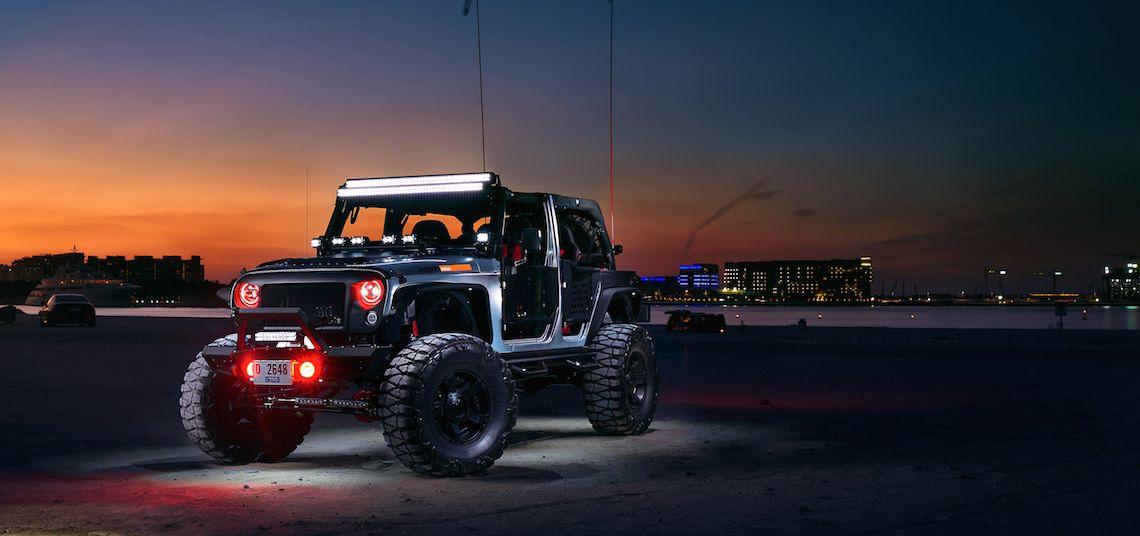 Jeep Wrangler Jeepers Edition Dubai Uae Jeep Jeep Wrangler