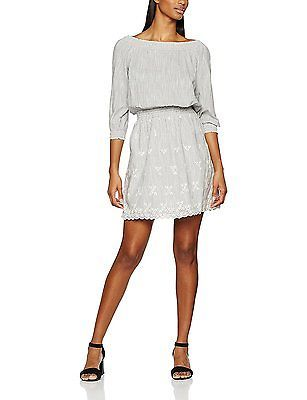Womens Pompom Sleeveless Dress EDC by Esprit Collections Online 7gy60