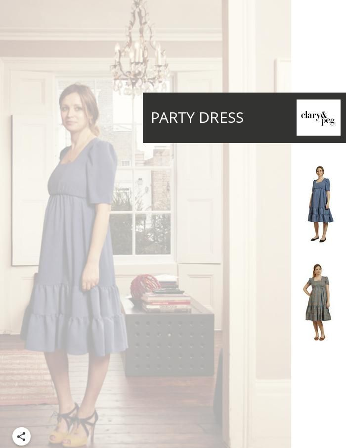 Party Dress  - made with simplebooklet.com